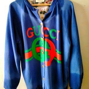 Gucci jacket vintage style